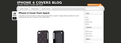 iPhone 4 Covers Blog